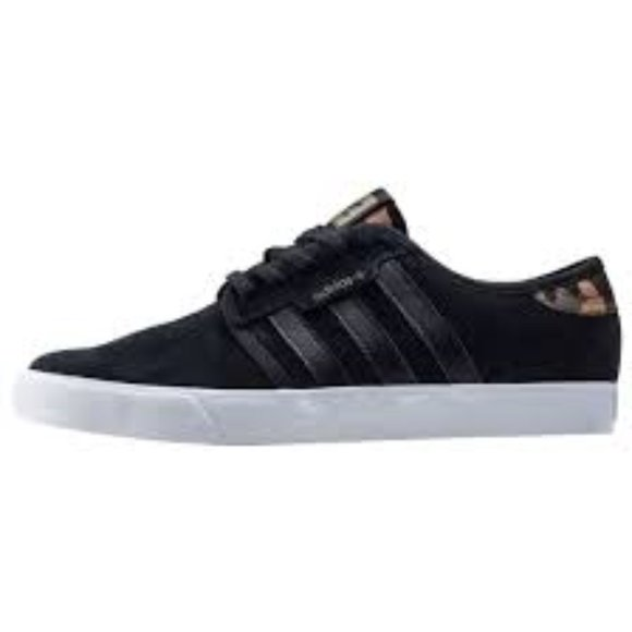 Adidas Seeley Men's Shoes Trainers in Black Camo